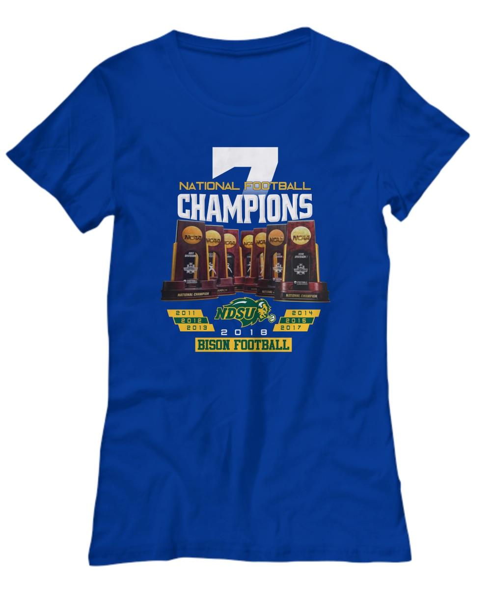 National football champions NDSU lady shirt