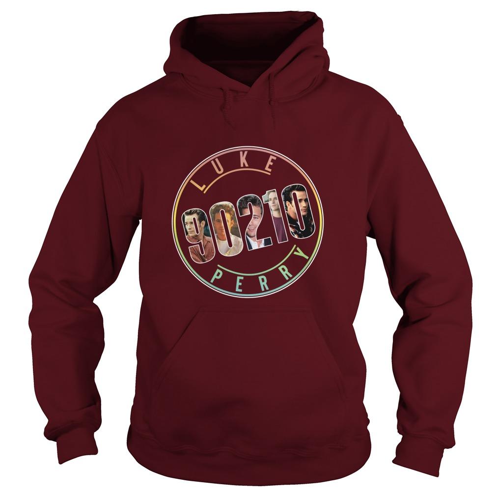 Luke 90210 perry hoodie