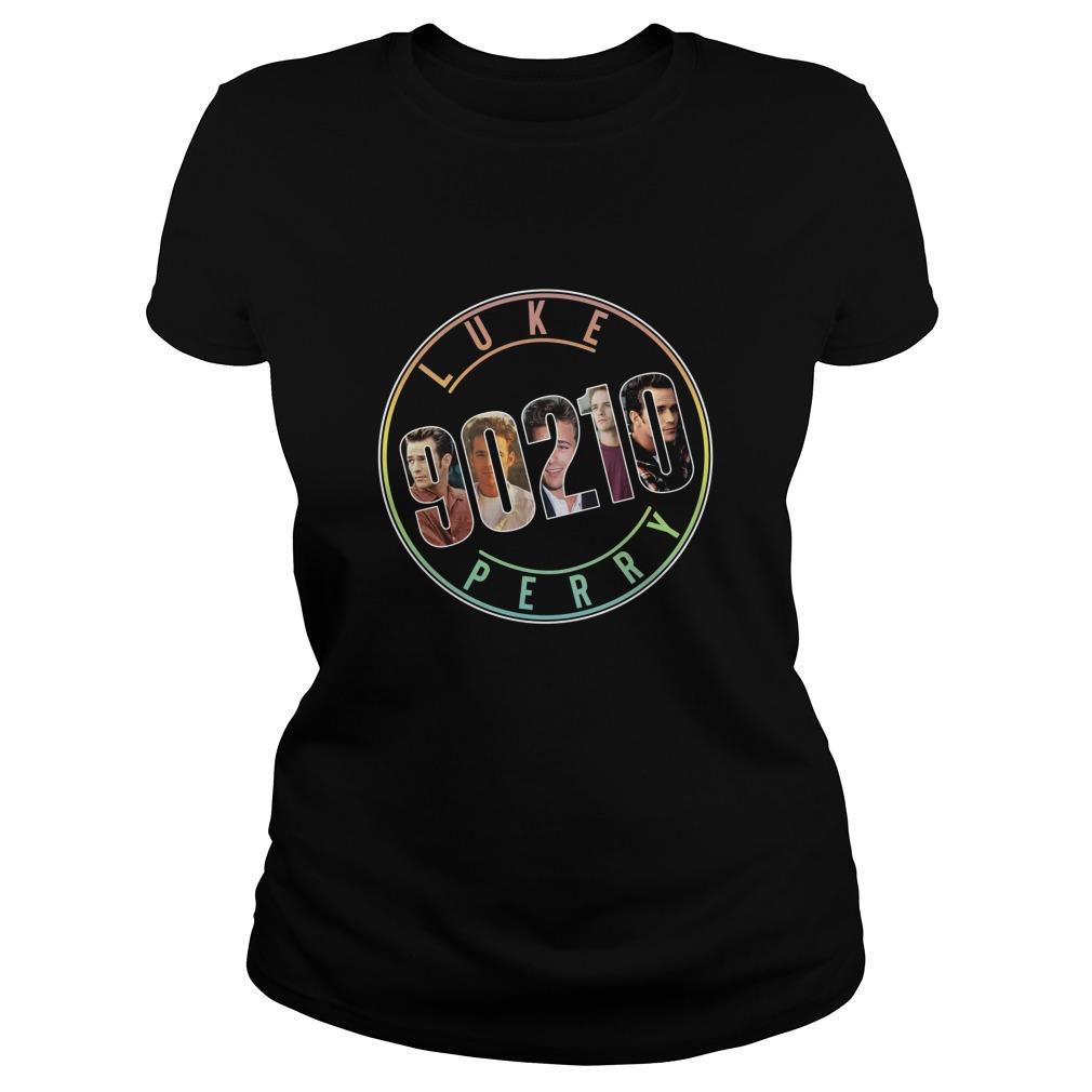 Luke 90210 perry lady shirt