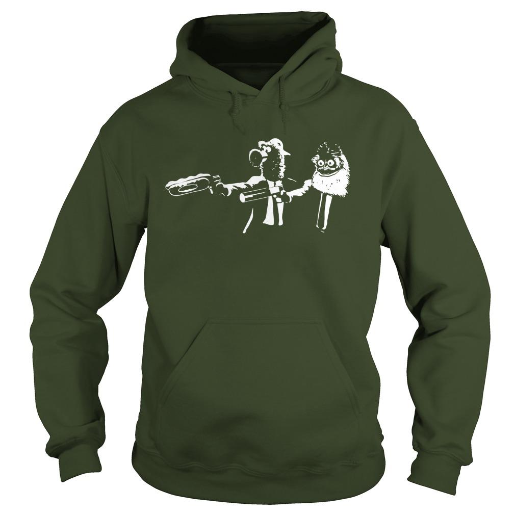 Big Lebowski Pulp Fiction hoodie