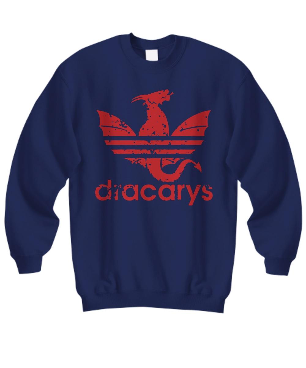 Dracary adidas sweatshirt