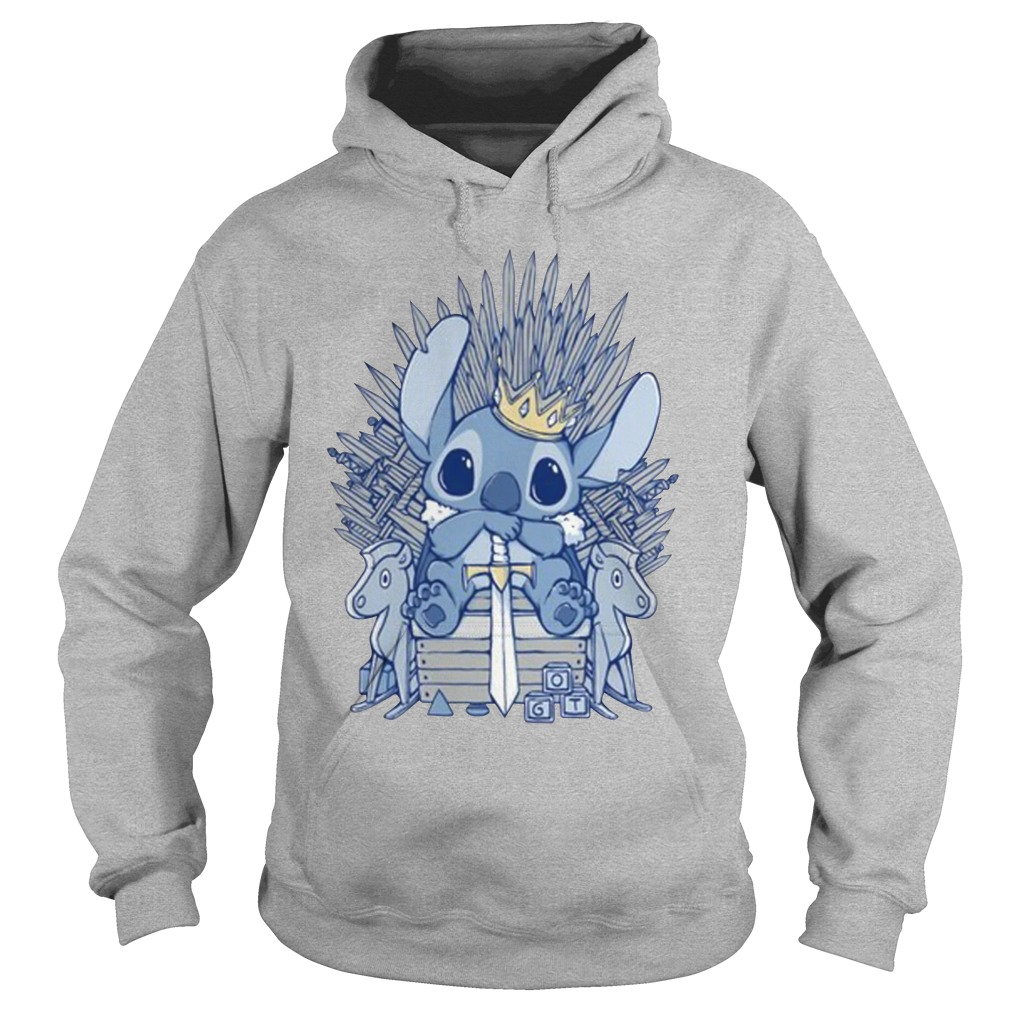 Stitch game of thrones hoodie