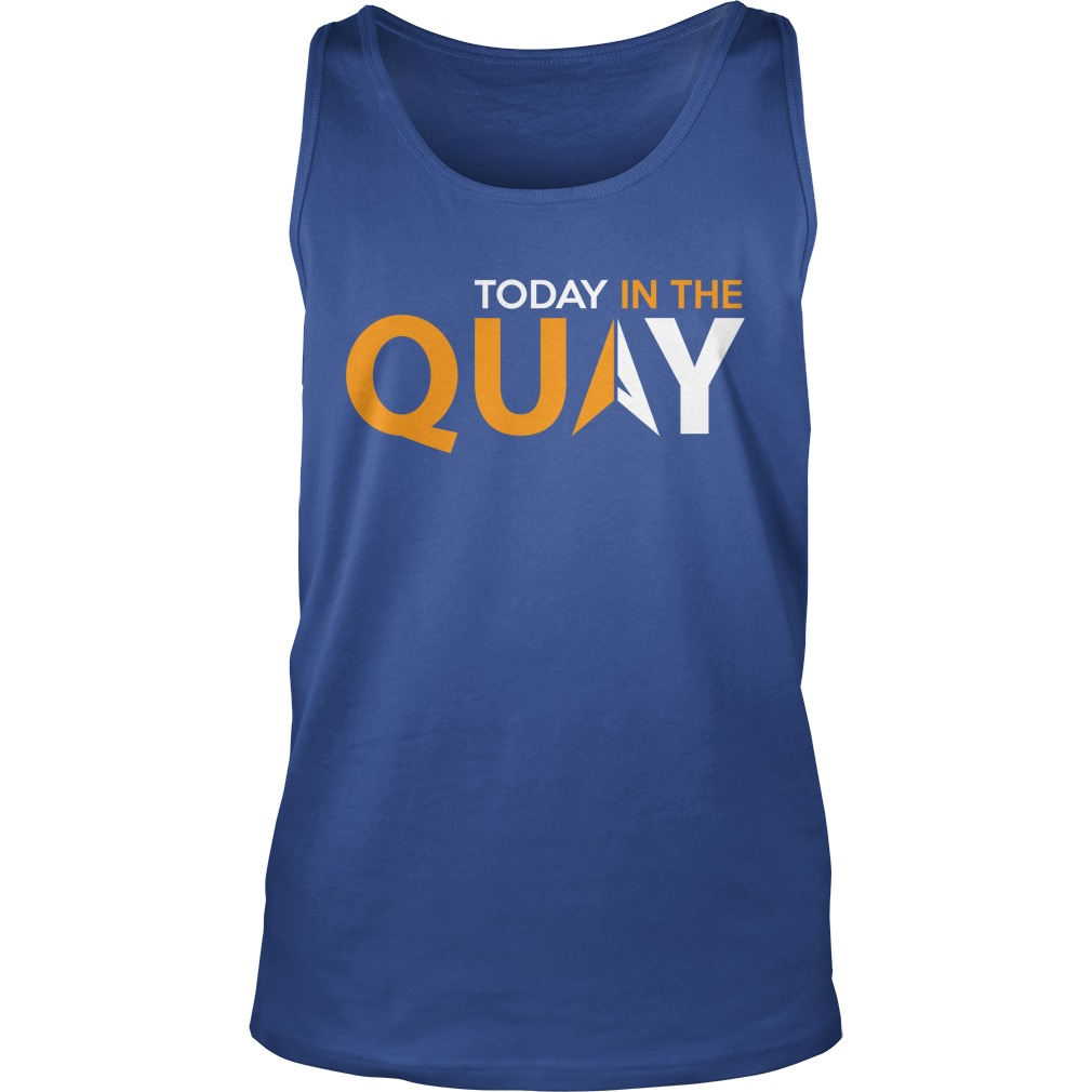 Today in the quay tank top
