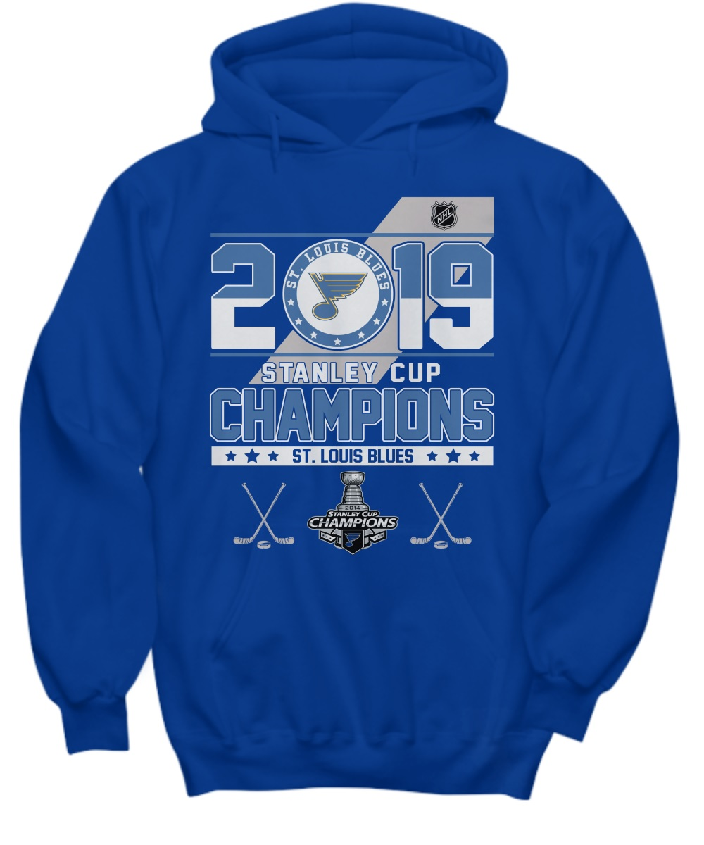 2019 Stanley cup champions St. Louis Blues hoodie