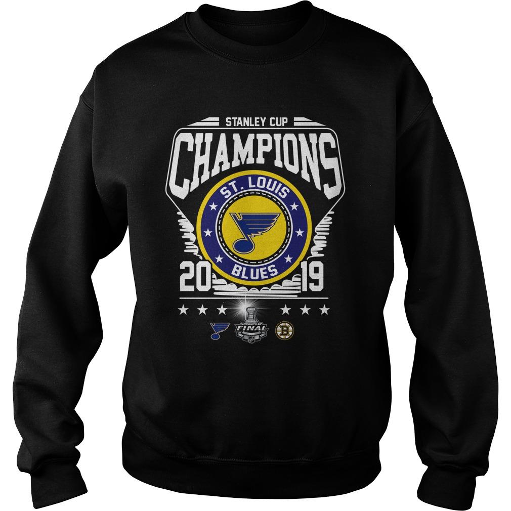 Stanley cup champions st blues 2019 sweatshirt