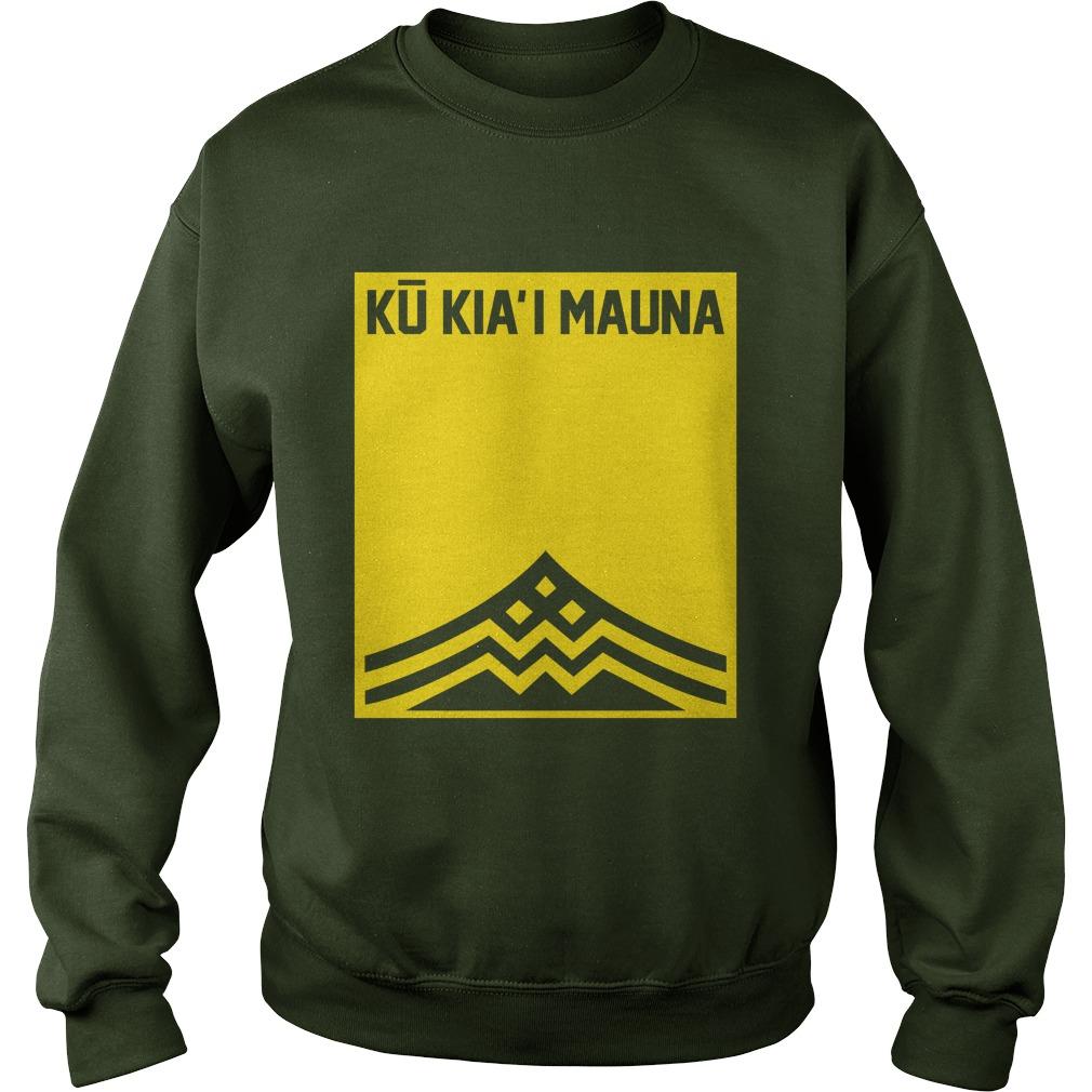 Ku Kiai Mauna sweatshirt