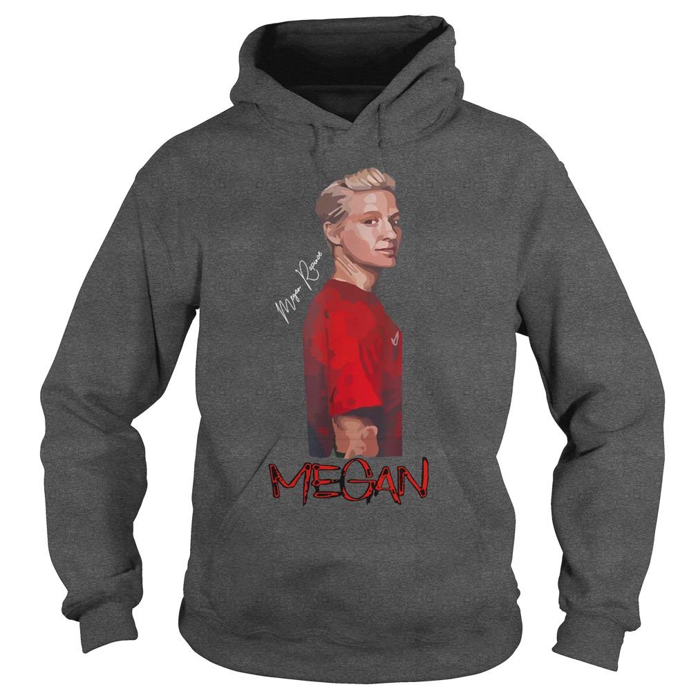 Megan Rapinoe Signature hoodie