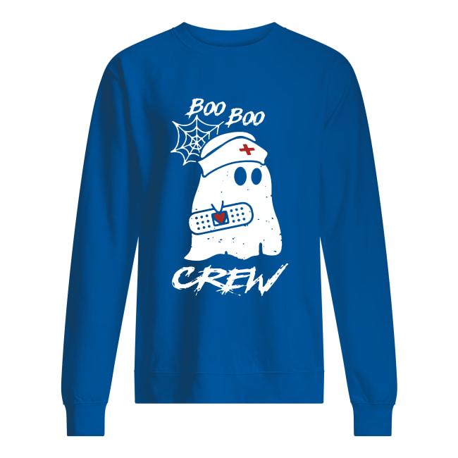 Boo Boo crew ghose nurse sweatshirt