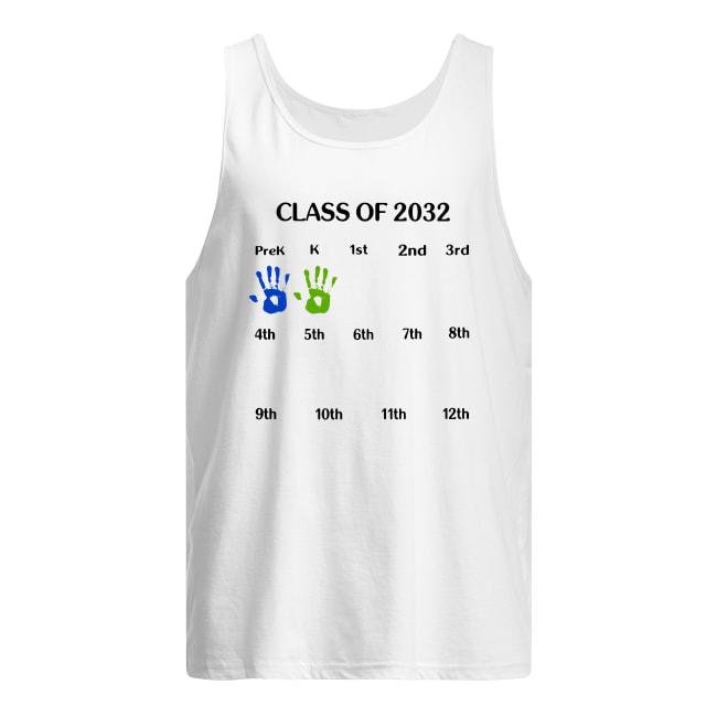 [NICE] Class of 2032 Prek K 1st 2nd 3rd shirt