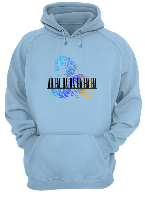 Final Fantasy Tidus ah ha ha ha ha ha ha hoodie