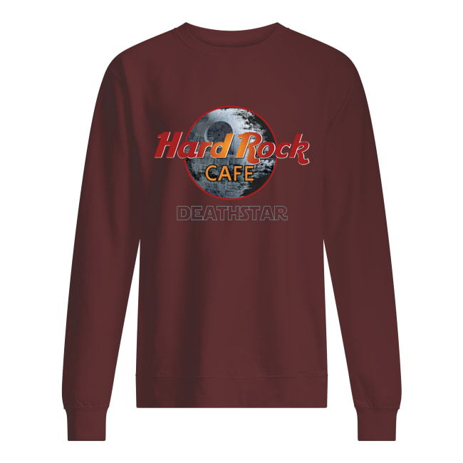 Hard rock cafe Deathstrar sweatshirt