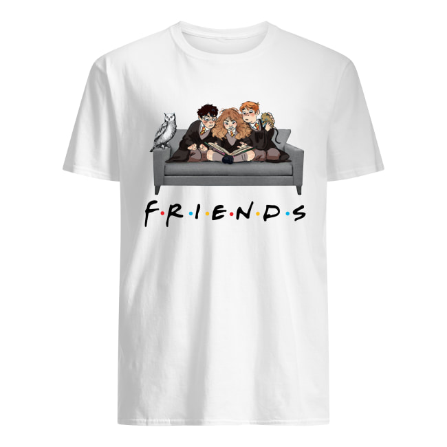 Harry Potter Ron and Hermione Friends men's shirt
