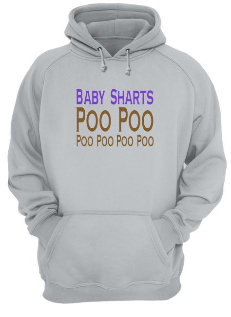 Baby sharts poo poo hoodie