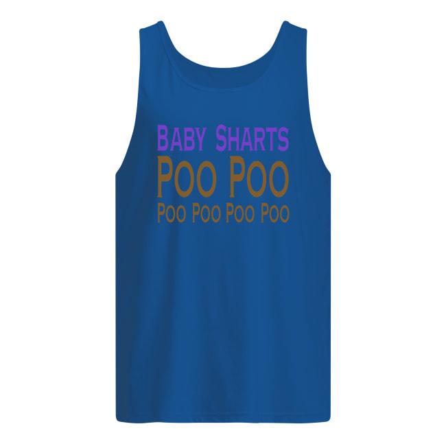 Baby sharts poo poo tank top
