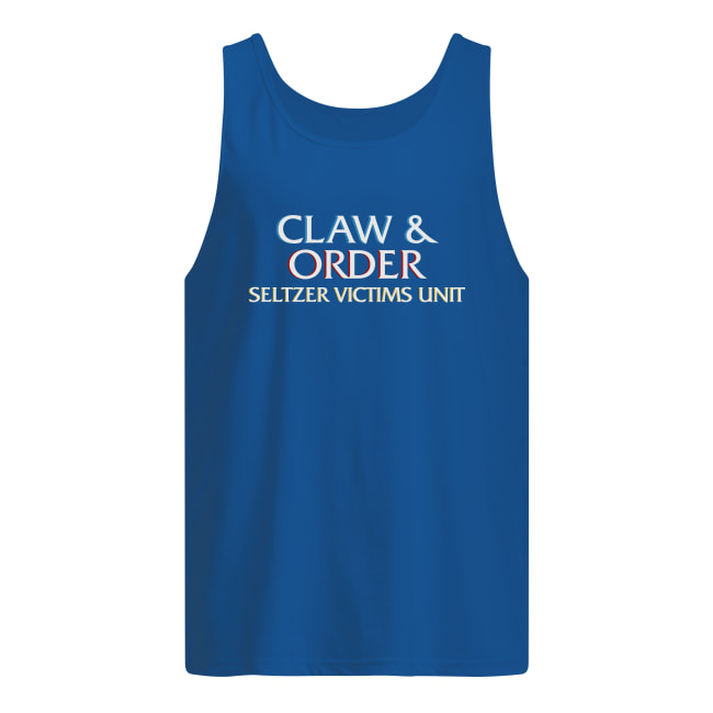 Claw order seltzer victims unit tank top