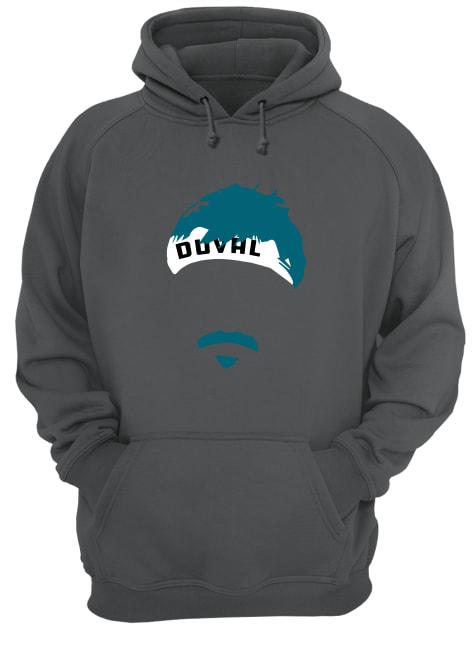 Gardner Minshew Duval face hoodie