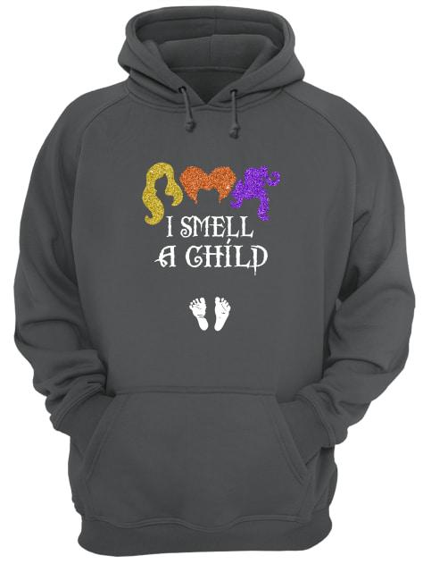 Hocus Pocus i smell a child hoodie