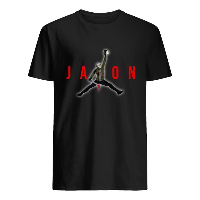 Jason Voorhees Air Jordan men's shirt