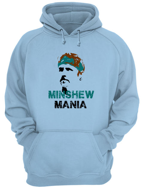 Minshew Mania hoodie