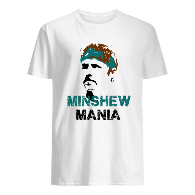Minshew Mania men's shirt