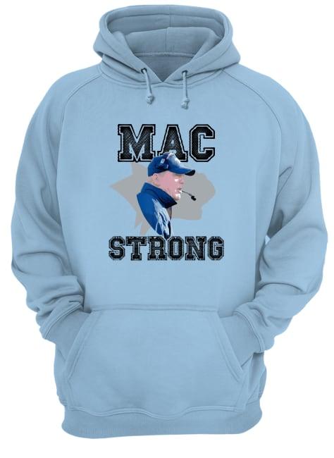 Sean Mcdonnell Mac strong hoodie