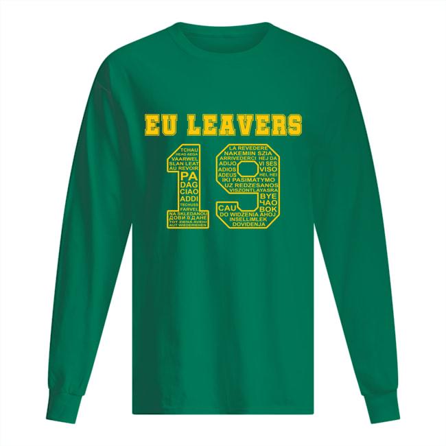19 Eu leavers long sleeved