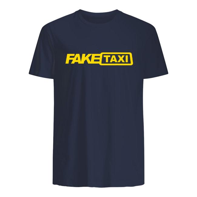 Fake taxi mens shirt