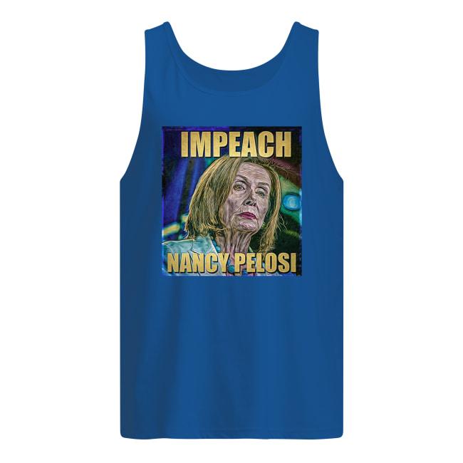 Impeach Nancy Pelosi tank top