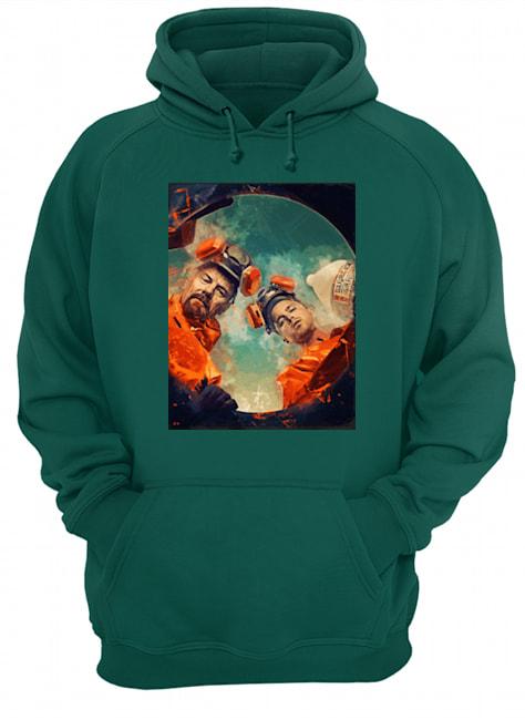 Jesse Pinkman and Walter White hoodie