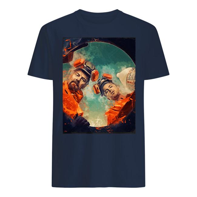 Jesse Pinkman and Walter White shirt