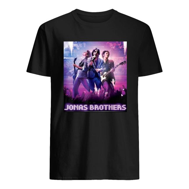 Jonas Brothers poster men's shirt