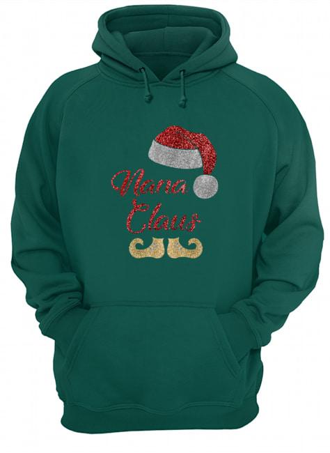 Nana claus hoodie
