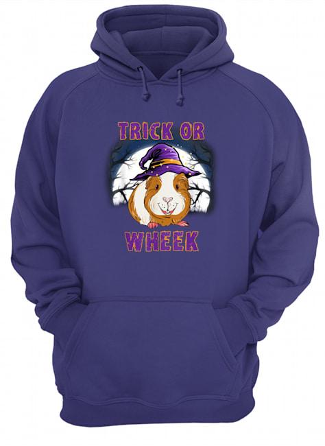 Trick or wheek Guinea Pig hoodie