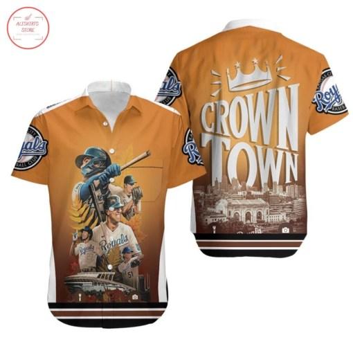 Nfl Kansas City Royals Hawaiian Shirts