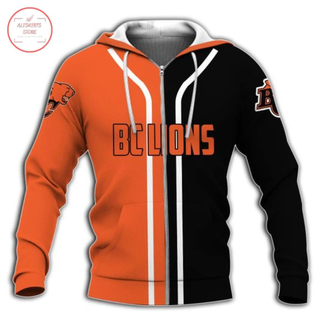 Cfl Bc Lions Personalized Shirts