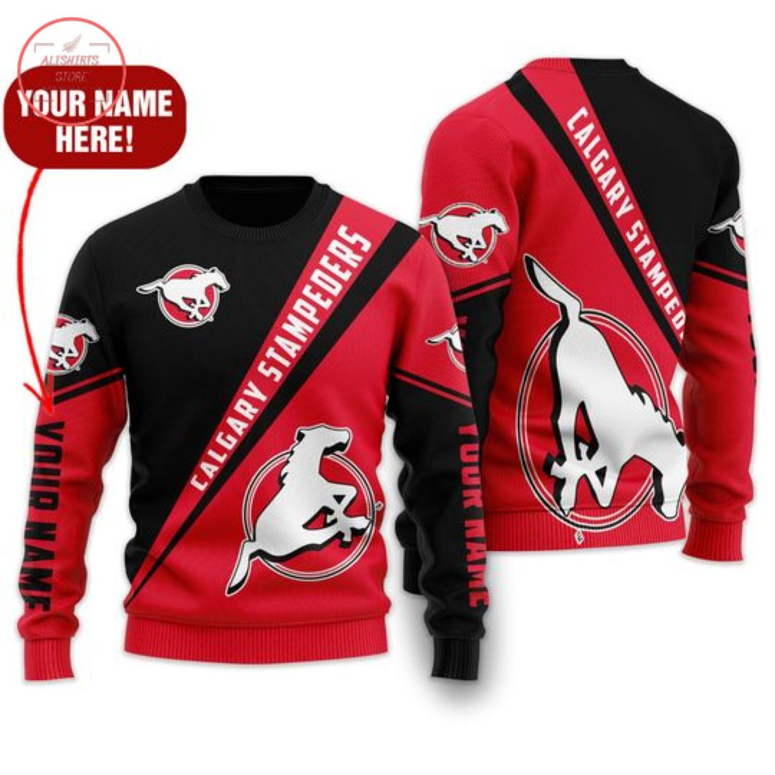 Cfl Calgary Stampeders Shirts